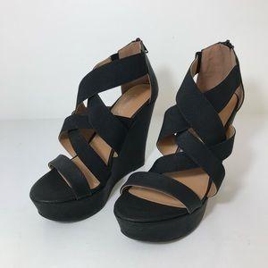 Chinese Laundry  Wedge Heels Size 7.5